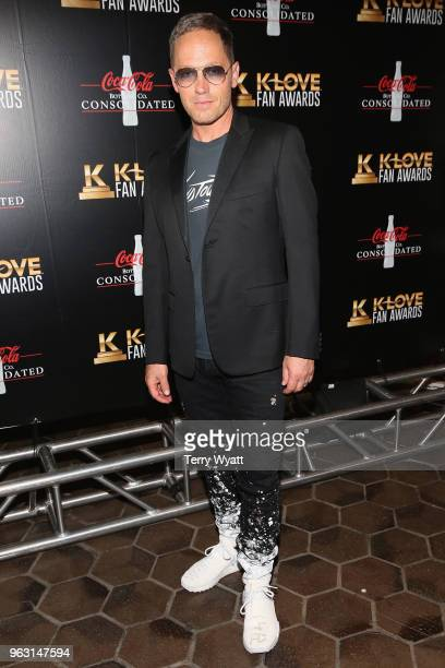 Artist TobyMac attends the 6th Annual KLOVE Fan Awards at The Grand Ole Opry on May 27 2018 in Nashville Tennessee