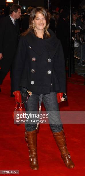 Artist Tracey Emin arrives for the UK Music Hall Of Fame live final at the Hackney Empire in east London The Channel 4 series looking at popular...