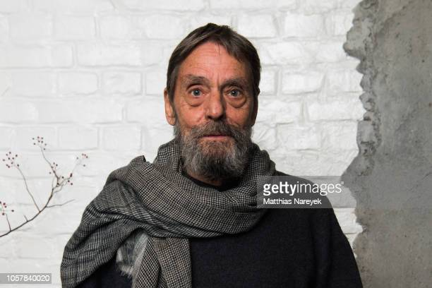 Artist Ulay attends the ZOO magazine anniversary event at Grace Hotel Zoo on November 5 2018 in Berlin Germany