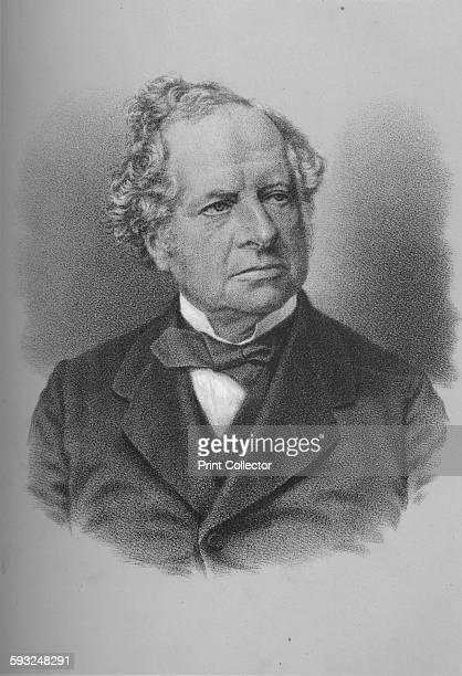 Artist Unknown Granville George LevesonGower 2nd Earl Granville British politician circa 1870s From William Ewart Gladstone and His Contemporaries...