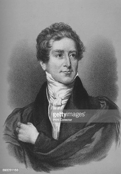 Artist Unknown Sir Robert Peel British statesman circa 1836 From William Ewart Gladstone and His Contemporaries Vol I 18401854 by Thomas Archer FRHS...