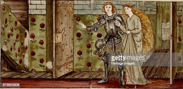 Artist William Morris Sir Edward Coley BurneJones