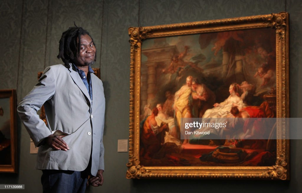 Yinka Shonibare Helps Launch The Your Paintings Project