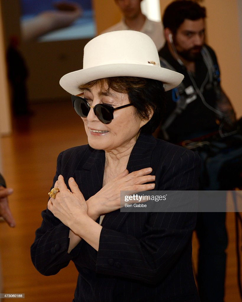One Woman Show, 1960-1971 press preview at Museum of Modern Art on May 12, 2015 in New York City.