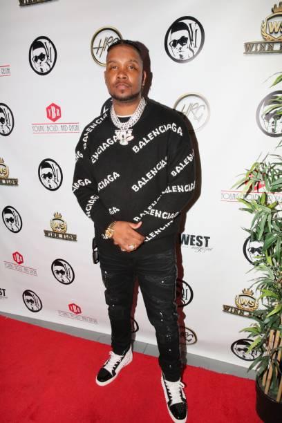 CA: Yung Muusik Private Red Carpet Birthday Celebration