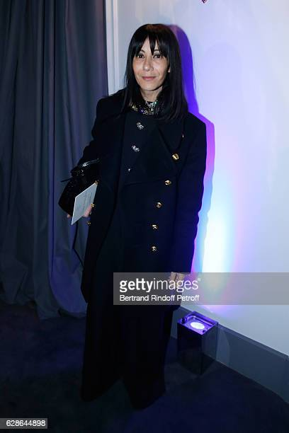 Artistic Director and Stylist of Lanvin Women Bouchra Jarrar attends the Annual Charity Dinner hosted by the AEM Association Children of the World...