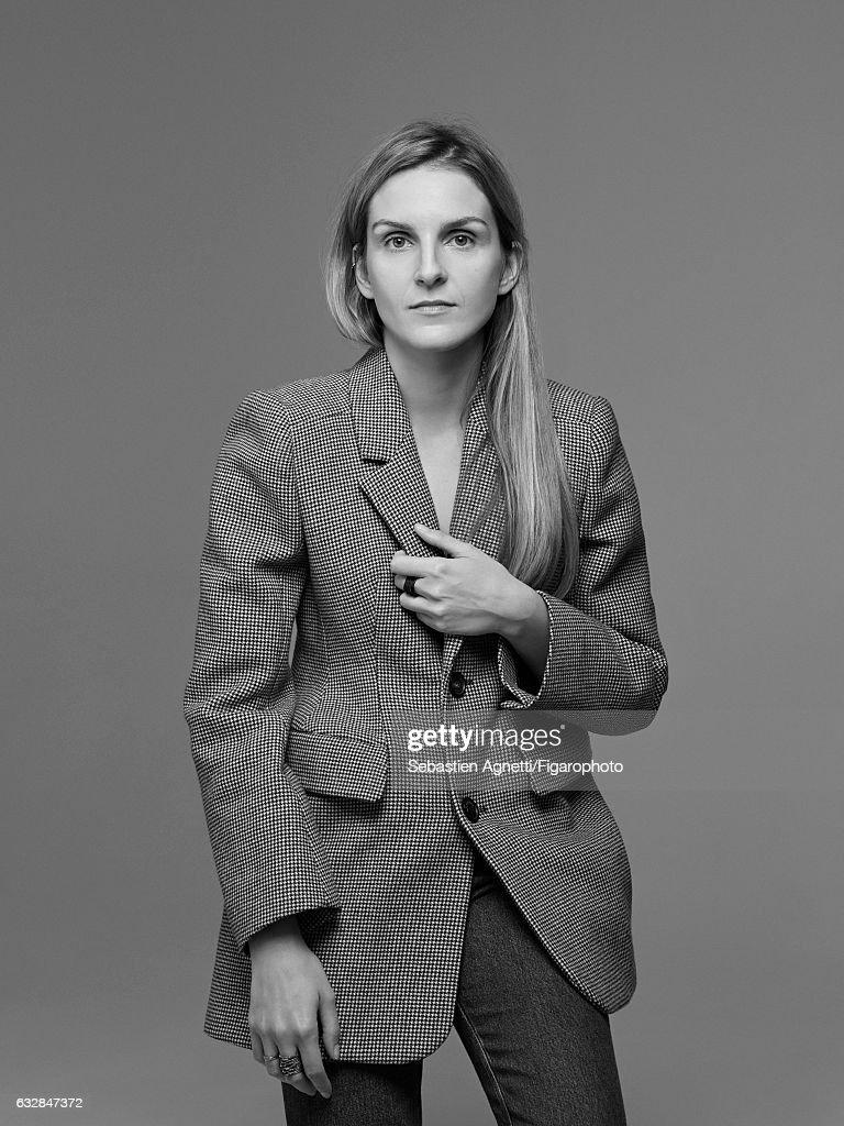 Gaia Repossi, Madame Figaro, January 20, 2017