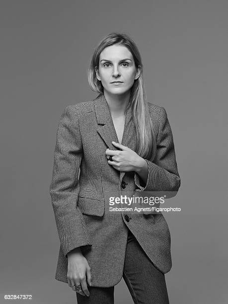 Artistic director at Repossi Gaia Repossi is photographed for Madame Figaro on June 23 2016 in Paris France CREDIT MUST READ Sebastien...
