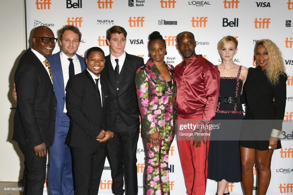 "2017 Toronto International Film Festival - ""Mudbound"" Premiere - Red Carpet"