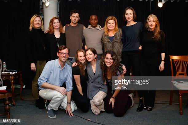 HIFF artistic director David Nugent Actor Andi Matichak writer and director Annabelle Attanasio producer Lizzie Shapiro HIFF executive director Anne...