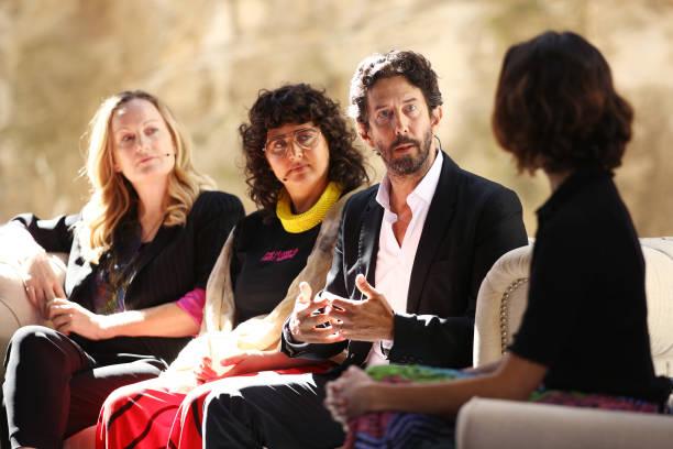 AUS: Biennale Of Sydney Media Launch