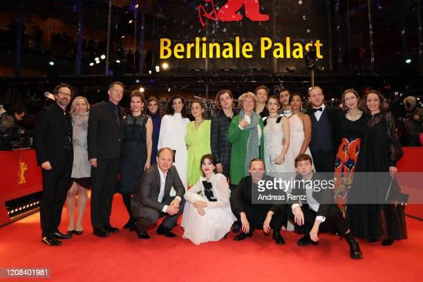 Artistic Director of Berlinale Carlo Chatrian, Sonja Heinen, Ruediger Sturm, Katarina Krnacova, Vesela Kazakova, Lucy Bevan, Victoria Carmen Sonne ,...