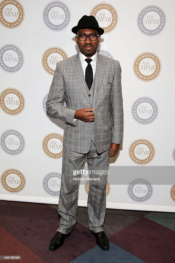 Harold And Mimi Steinberg Charitable Trust Hosts 2014 Steinberg Playwright Awards - Arrivals