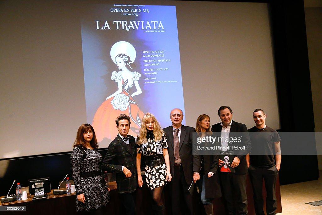 'Opera En Plein Air 2015' : Press Conference