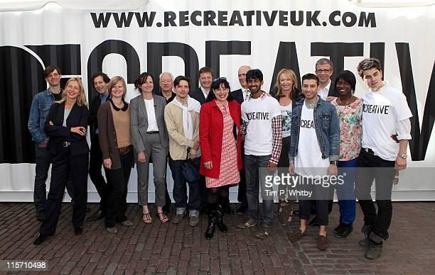 Artists and Directors Mark Titchner Director of Whitechapel Gallery Iwona Blazwick Director of Hayward Gallery Ralf Rugoff Sarah Cofflis Director of...
