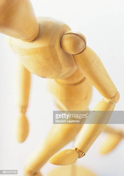 Artist's figure