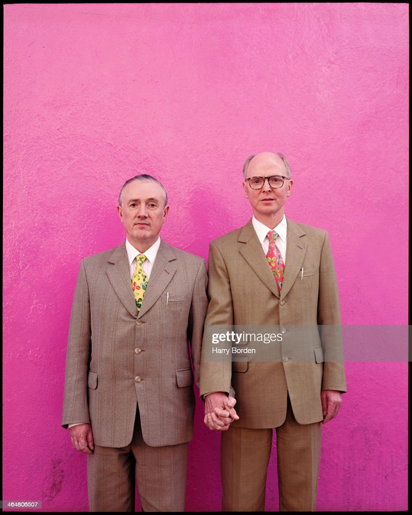 Gilbert and George, The Herald UK,  June 9, 2001