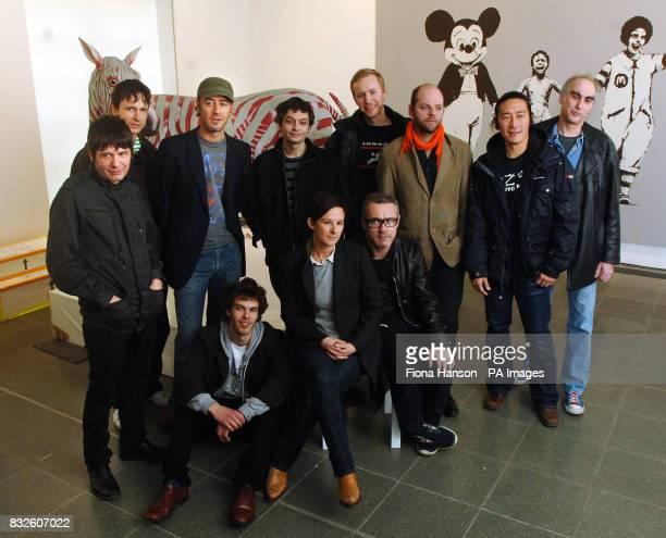 Artists Jim Lambie Nick Lumb John Isaacs Tim LewisTom Ormond Gavin Turk Michael Joo and Stephen Gregory and Lawrence Owen Rachel Howard and Damien...