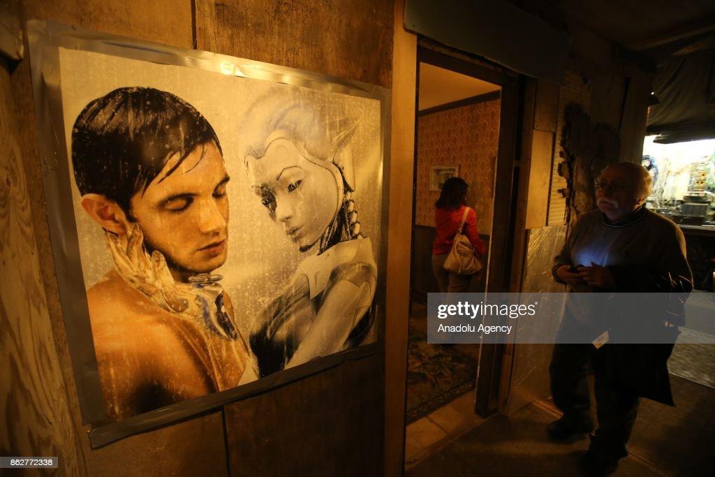 US artists Jonah Freeman and Justin Lowe's work