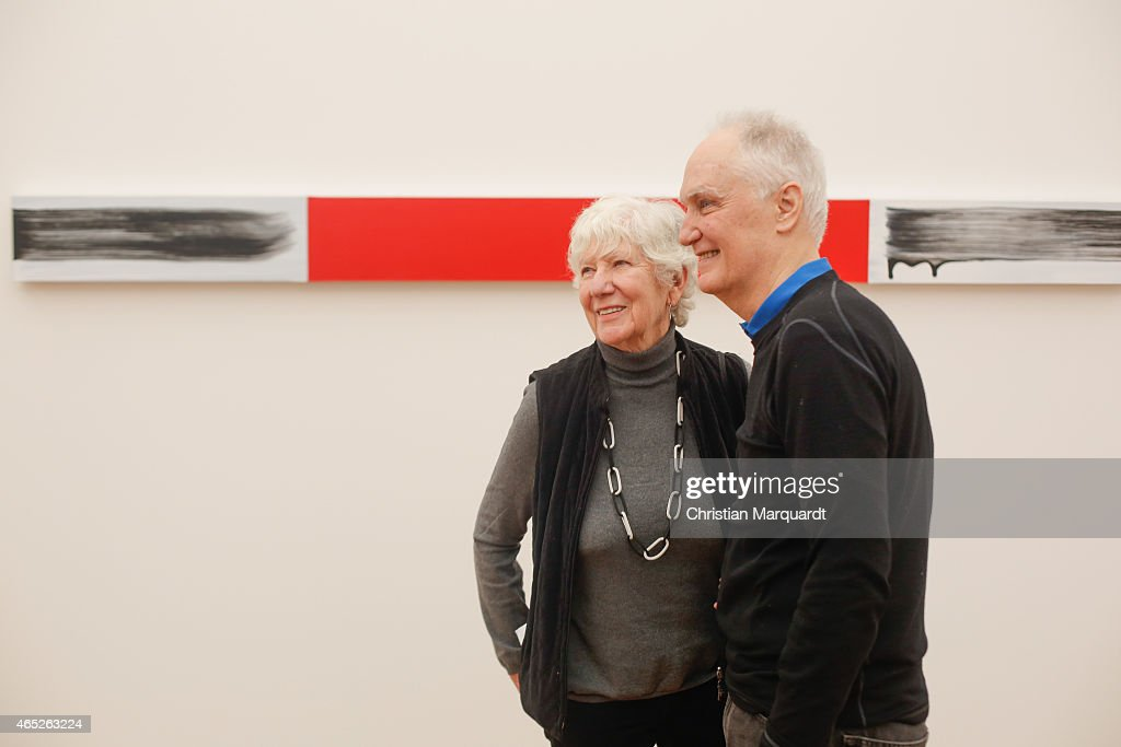 'Mary Heilmann & David Reed. Two By Two' Exhibition Preview