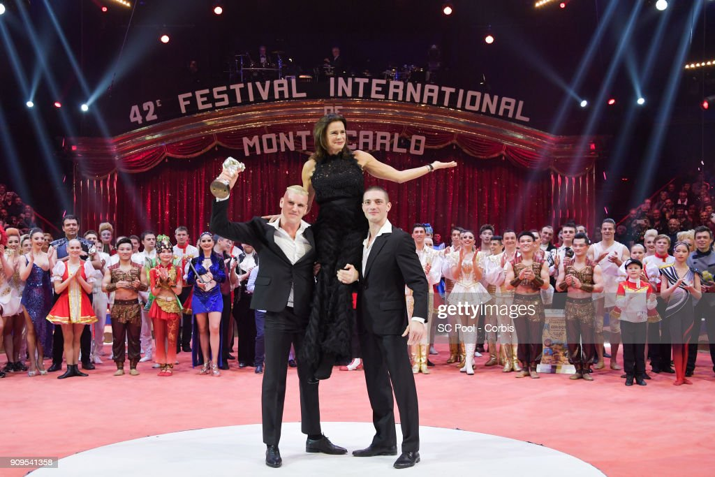 42nd International Circus Festival In Monte-Carlo : Day Six