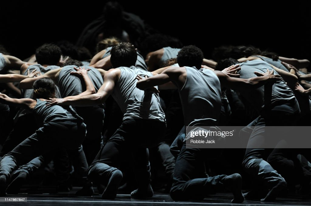 The Royal Ballet Perform Within The Golden Hour, Medusa And Flight Pattern : News Photo