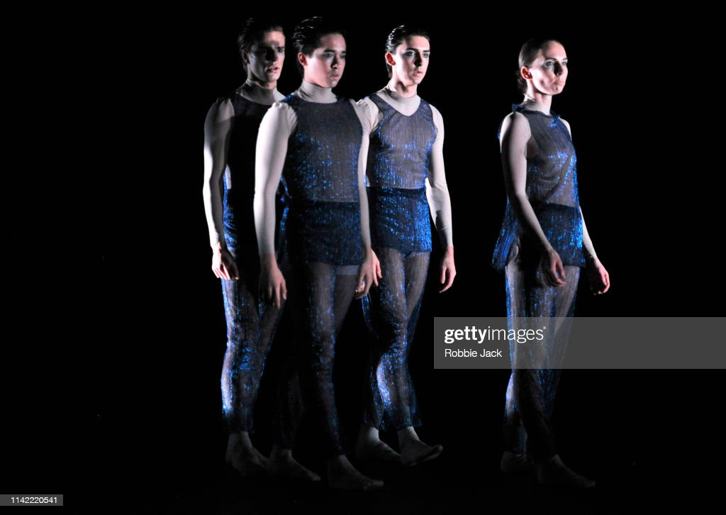 The Royal Ballet's Production International Draft Works At The Linbury Theatre : News Photo