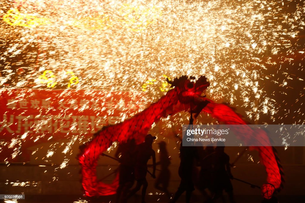 Chinese Lunar New Year Celebrations