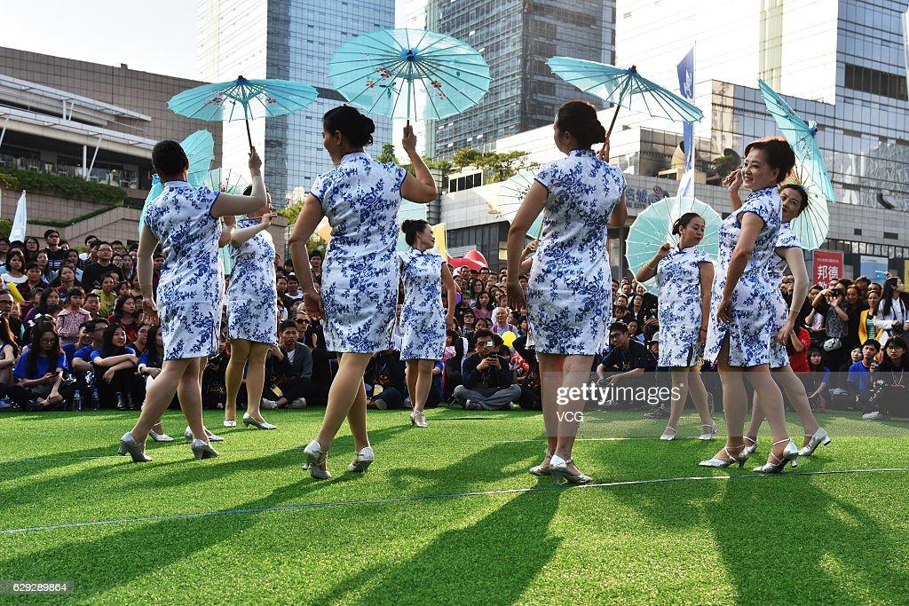2016 Shenzhen Fringe Festival : News Photo