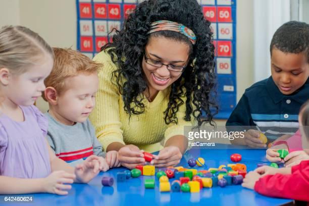 Arts and Crafts in Preschool