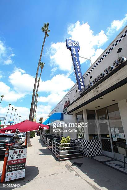 Art's Deli, Ventura Boulevard on June 17, 2016 in Los Angeles, California.