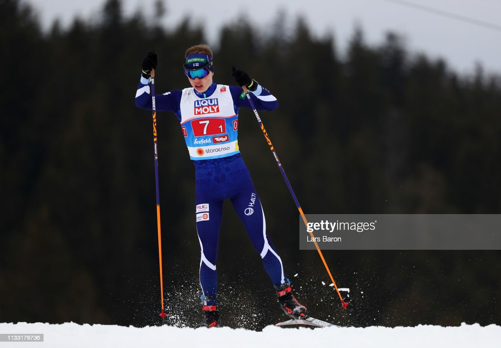 AUT: FIS Nordic World Ski Championships - Men's Nordic Combined HS109 Team