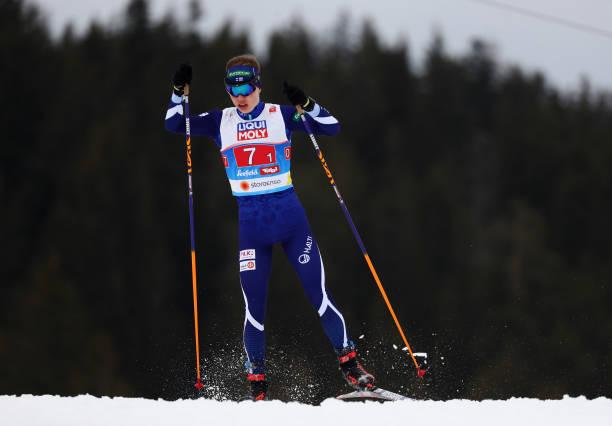 AUT: FIS Nordic World Ski Championships - Men's Nordic Combined HS109 Team