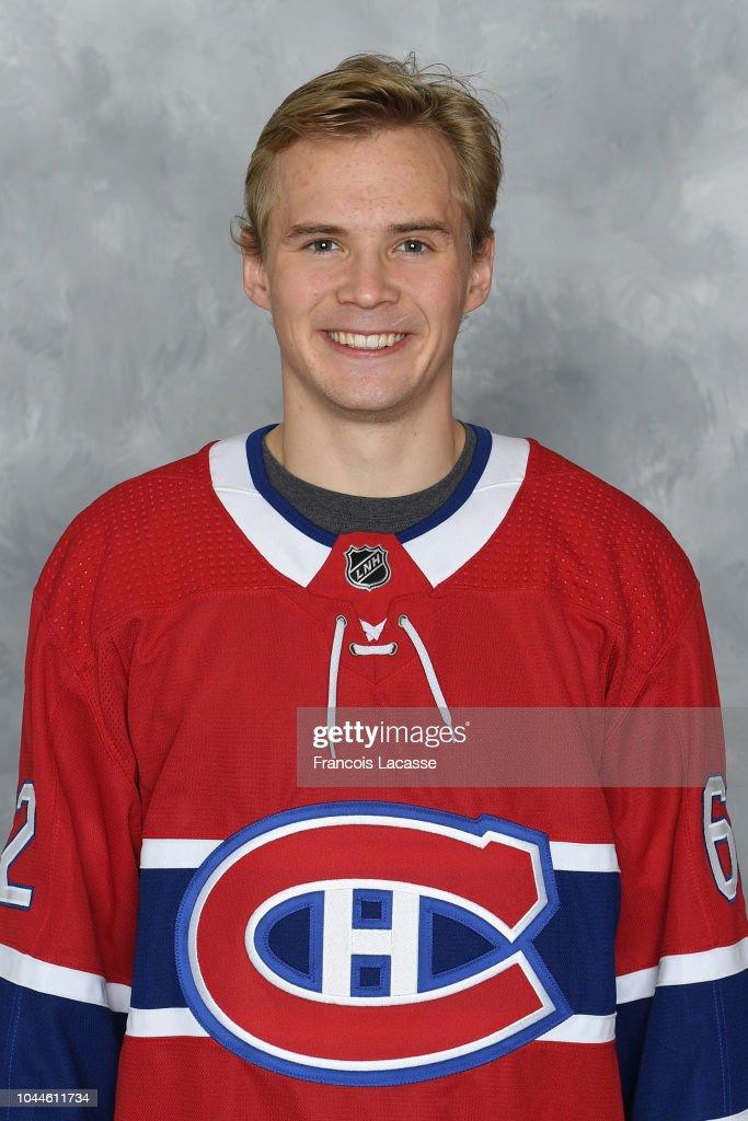 Montreal Canadiens Headshots : News Photo