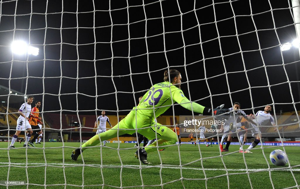 Benevento Calcio v ACF Fiorentina - Serie A : ニュース写真
