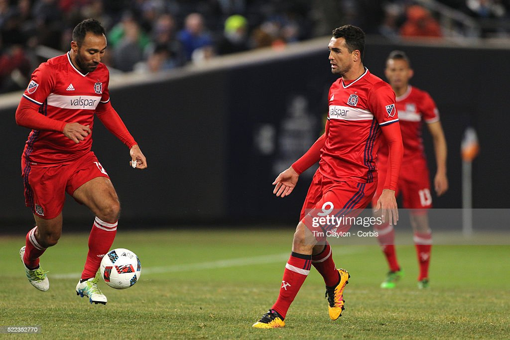 MLS New York City FC Vs Chicago Fire : News Photo