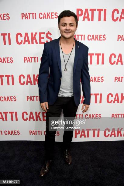 Arturo Castro attends the 'Patti Cake$' New York Premiere at The Metrograph on August 14 2017 in New York City