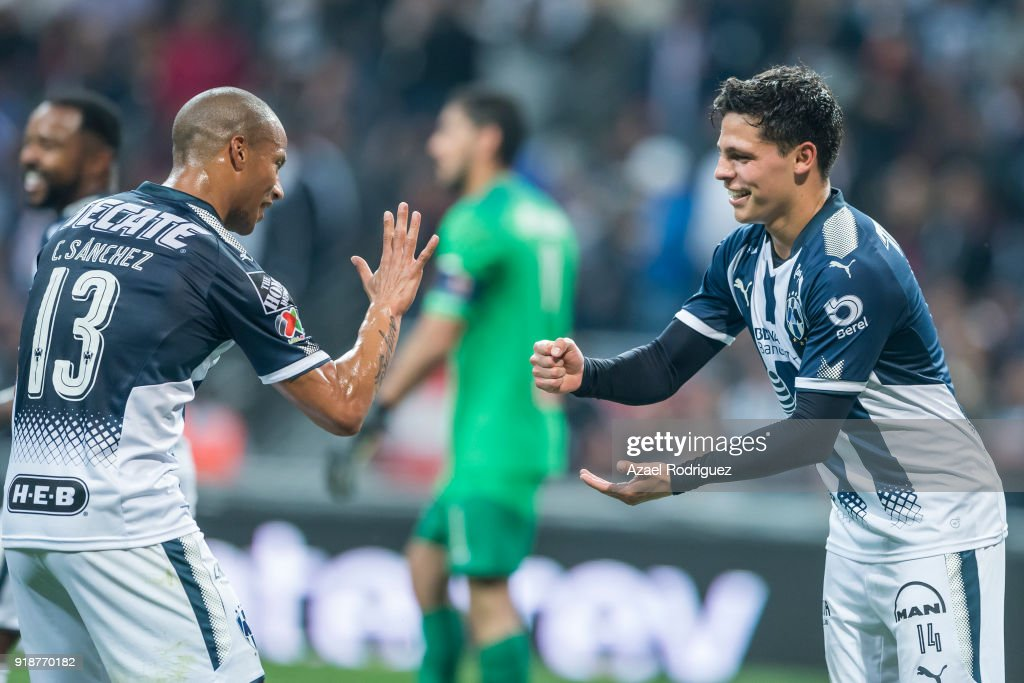 Monterrey v Cruz Azul - Torneo Clausura 2018 Liga MX