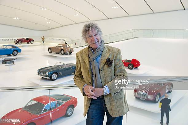 Arturo Merzario attends the 'Museo Casa Enzo Ferrari Opening Press Preview' on March 9 2012 in Modena Italy