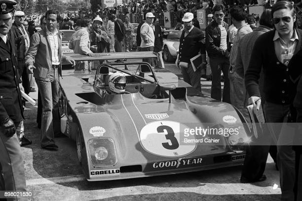 Arturo Merzario Ferrari 312 PB Targa Florio Sicily 13 May 1971