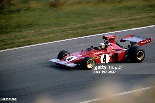 Arturo Merzario Ferrari 312B2 Grand Prix of Austria Red Bull Ring 19 August 1973