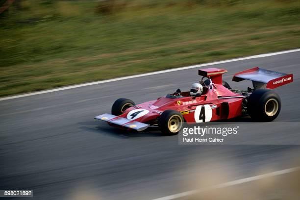 Arturo Merzario Ferrari 312B2 Grand Prix of Austria Red Bull Ring 19 August 1973