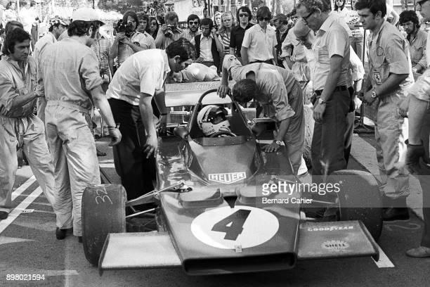 Arturo Merzario Ferrari 312B2 Grand Prix of Monaco Circuit de Monaco 03 June 1973