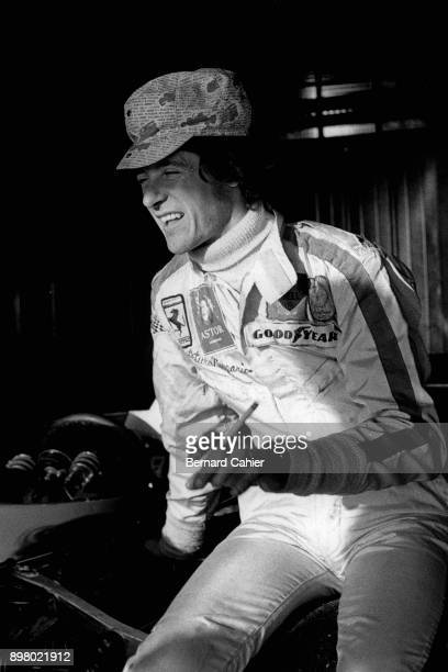 Arturo Merzario Grand Prix of Argentina Autodromo Oscar Alfredo Galvez Buenos Aires 28 January 1973