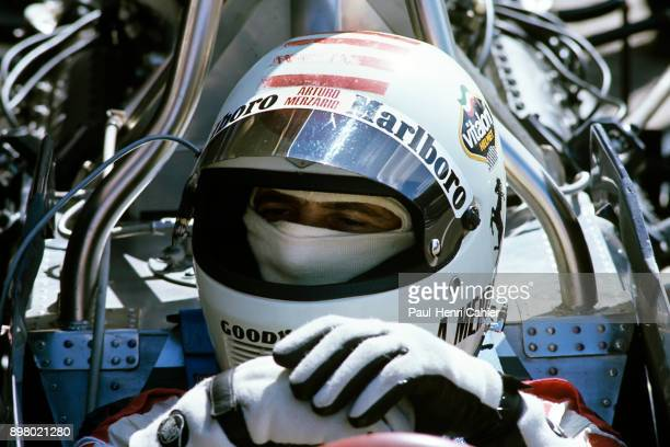 Arturo Merzario WolfWilliamsFord FW05 Grand Prix of the Netherlands Circuit Park Zandvoort 29 August 1976