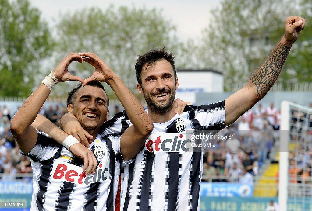 Novara Calcio v Juventus FC  - Serie A