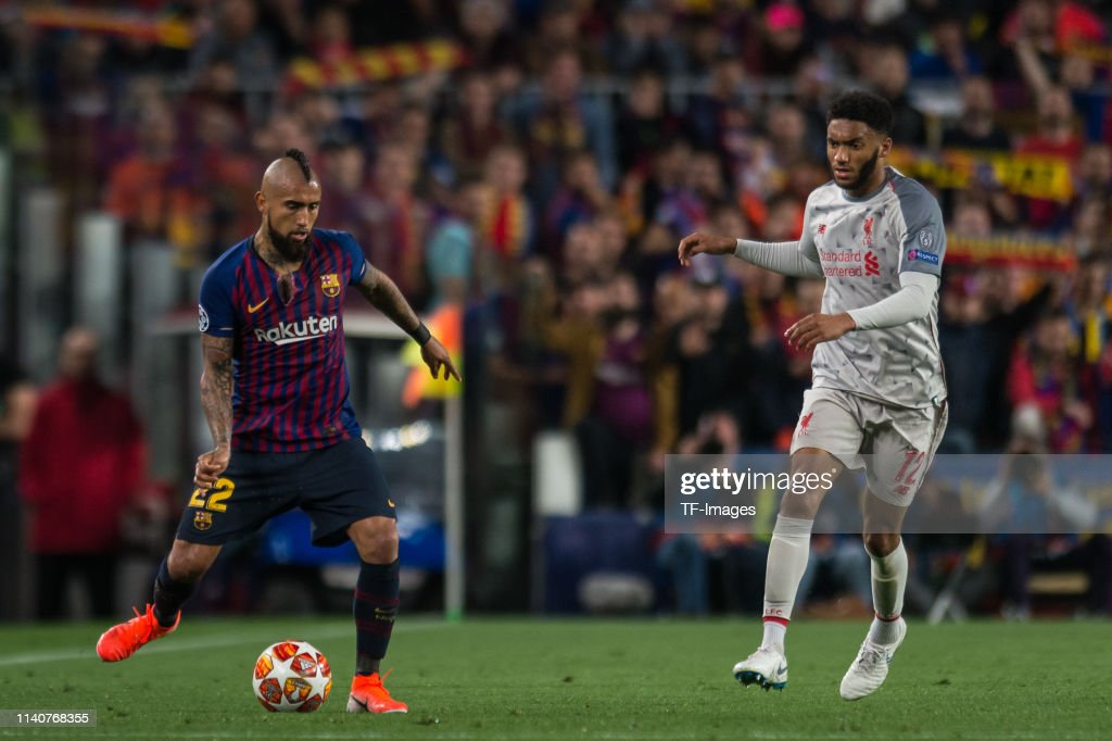 FC Barcelona v FC Liverpool - UEFA Champions League Semifinal : News Photo