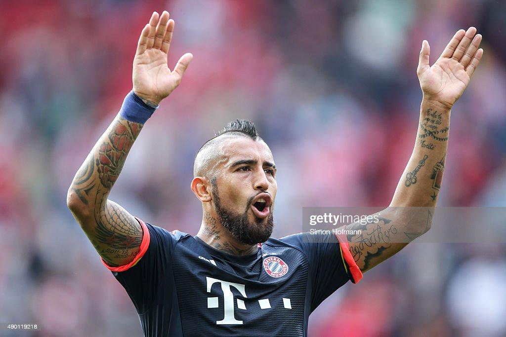 1. FSV Mainz 05 v FC Bayern Muenchen - Bundesliga : News Photo