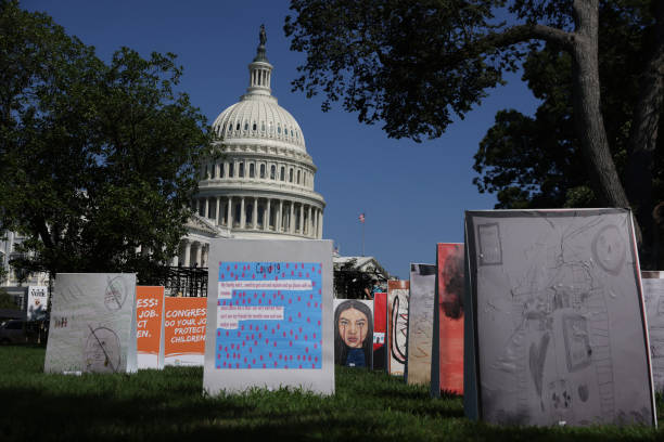 DC: Parents Group Unveils Children's Artwork Expressing Feelings On The Pandemic