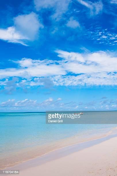 Aruba, beach and sea